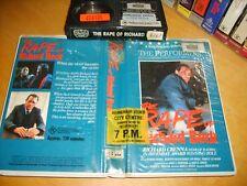 Betamax *The Rape of Richard Beck* 1985 Pre Cert Australian RARE Show Case Issue