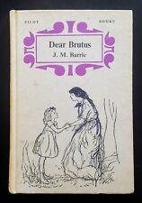 """Princess"" DIANA SPENCER signed and annotated 'Dear Brutus' book Garry King LOA"