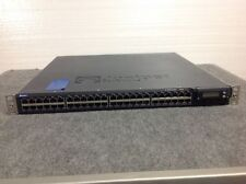 Juniper EX3200-48T 48-Port 10/100/1000BaseT (8-Ports PoE) + 320W AC PS #1603k