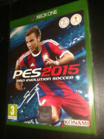 Pro Evolution Soccer 2015 Xbox One PES. NEW AND SEALED