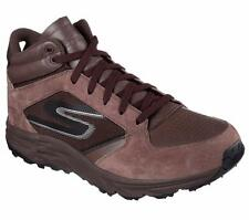 NEW Men's Skechers Go Trail Odyssey Running Shoes Chocolate 54113/CHOC Size 12.5