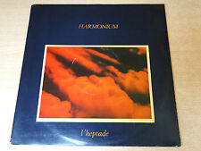 Ex!!! L'Harmonium/L 'Heptade/1976 CBS DOUBLE LP