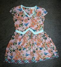 Matilda Jane Girls Friends Forever Sienna Dress - Size 6 - EUC