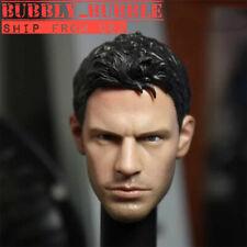 "1/6 Chris Redfield Resident Evil Head Sculpt For 12"" Hot Toys PHICEN Figure USA"