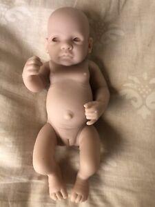 Baby Girl Doll Anatomically Correct Silicon Preemie Newborn