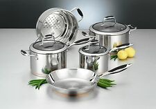 Scanpan Coppernox 5 Piece Cookware Set 26035