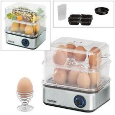 Voche ® 16 elettrico Egg Boiler bracconiere Omelette Maker Verdura a Vapore Fornello