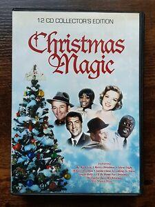 Christmas Magic 12 cd collectors edition Cds box set Xmas Songs