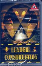 Under Construction (2000) Musicassetta NUOVA SIGILLATA DJ Lappo. DJ Lancinoause