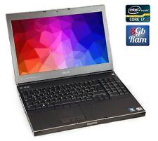 """Dell Precision M4700 Core i7 Extreme 15,6"""" FullHD 1080p 1920x1080 16GB 256GB SSD"""