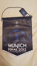 Wimpel FC BAYERN MÜNCHEN CHAMPIONS LEAGUE FINAL 2012 MUNICH FC CHELSEA 19.05.12