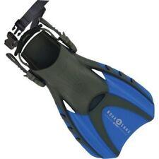 Aqua Lung Sport Trek II Fin Multi-Sport Snorkeling Fins - Small - Blue  Aqualung