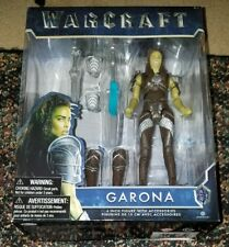 "Warcraft Garona 6"" Action Figure With Accessory New"