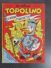 TOPOLINO 1403 - INSERTO LEGOLAND - MONDADORI 1982