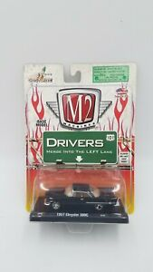 M2 MACHINES - DRIVERS 101 - 1/64 - 1957 CHRYSLER 300C - #11228 - ©2010 - NOS!!