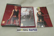 THE 3RD BIRTHDAY PSP COMPLET COLLECTOR CARTES (vendeur pro)