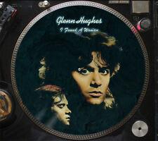 "Glenn Hughes – I Found A Woman Mega Rare 12"" Picture Disc Maxi (Play Me Out) LP"