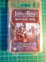 The Lord of the Rings LCG Expansion The Dunland Trap Nightmare Deck