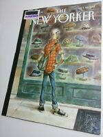 The New Yorker Magazine 10/28/13 Eternal Shutdown/Dream Archive/ Near Mint issue