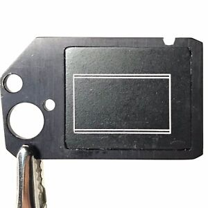 ARRIGLOW 1.85 FRAME GLOW MASK 435 535b Arri Standard 35mm for Optical Soundtrack