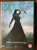 Beloved DVD 1998 Toni Morrison African American Slavery Drama Movie w/ Oprah