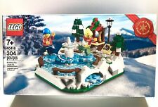 New Listing💥Lego 40416-Ice Skating Rink💥Limited Edition-Brand New Sealed