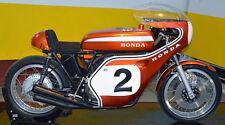 1970 HONDA CR750 VINTAGE RACING MOTORCYCLE POSTER PRINT 20x36