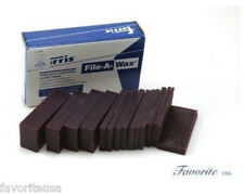 FERRIS CARVING WAX SLICES 1 Lb PURPLE MEDIUM ASSORTMENT