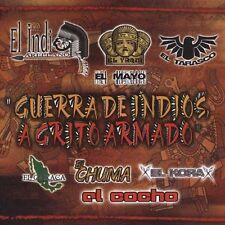 Audio CD Guerra De Indios: A Grito Armada - Various Artists - Free Shipping