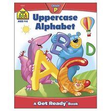 School Zone Preschool Workbooks 32 Pages - 420483