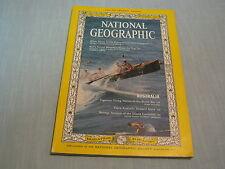 NATIONAL GEOGRAPHIC September 1963 AUSTRALIA STRANGE ANIMALS Canada's Voyageurs