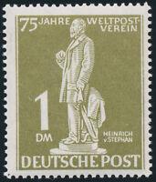 BERLIN, MiNr. 40 I, guter Plattenfehler, postfrisch, gepr. Schlegel, Mi. 450,-