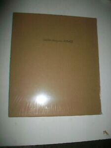 MIRAGE - DAIDO MORIYAMA - MMM - NEW AND STILL SEALED - SIGNED NUMBERED *OOP*