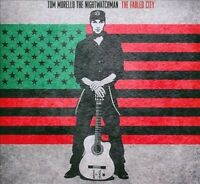 Tom Morello the Nightwatchman - Fabled City [New CD] Digipack 607396621125