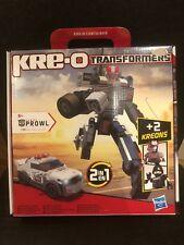Kre O Transformers acecho policía Conjunto de 30690