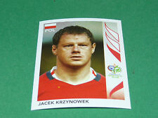 64 JACEK KRZYNOWEK POLSKA PANINI FOOTBALL GERMANY 2006 WM FIFA WORLD CUP