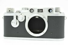 Leica IIIf Red Dial 35mm Rangefinder Camera (Body Only) *CLA by YYE*  #P4864