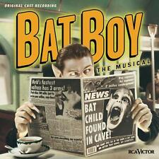 Bat Boy: The Musical Cast Recording Cd