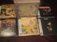 ELTON JOHN RARE 5 REPLICA JAPAN OBI CD YELLOW BRICK ROAD BOX ONE TIME PRICE