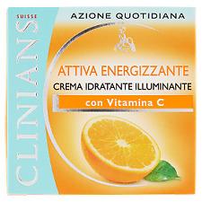 Attiva Energizzante Crema Idratante Illuminante con Vitamina C 50 ml