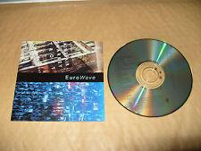 Euro Wave Tokyo FM Sony Euro Wave Presents cd 17 tracks 1994 cd Japan Excellent