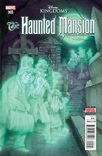 Haunted Mansion #5 Disney Kingdoms Variant lot of 3 Marvel Comics 2016