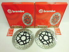 Paar Bremsscheiben Brembo Serie Gold Honda 600 CBR F3 03