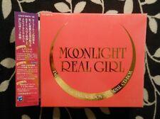 Pretty Guardian Sailor Moon Memorial CD-Box Moonlight Real Girl 3-Disc Set