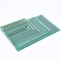 Double Side Prototype Diy Universal Printed Circuit Board Protoboard  PCB c