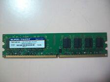 SuperTalent PC2-5300U 1GB DDR2-667MHz (T667UB1GC) 2RX8 16-chip