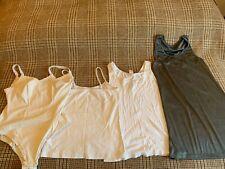4 Stück Bekleidungs Paket gr. 42 Damen Unterhemden und Body