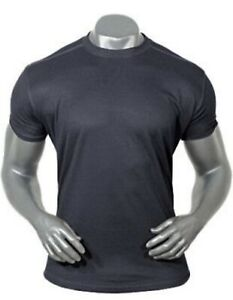 Voodoo Skinz Tactical Moisture Wicking Antimicrobial Shirt Black Small