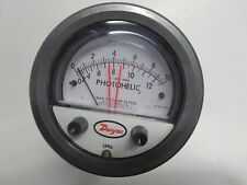 NEW DWYER 3010 AVC PHOTOHELIC PRESSURE 25 PSIG