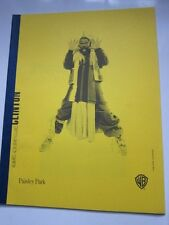 George Clinton Paisley Park 1993 booklet w xeroxes of articles